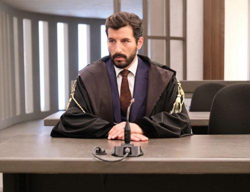 Titoli di coda: Il Processo, ultima puntata, in prima visione assoluta su Canale 5