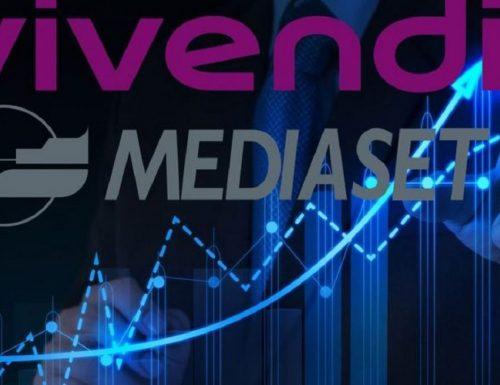 Mediaset e la due giorni di fuoco in Borsa. La stampa specializzata parla di un imminente accordo con Vivendi che chiuda ogni contenzioso