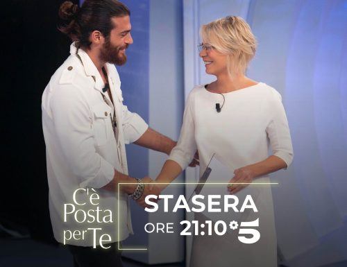 Live sabato 18 gennaio 2020: C'è posta per te, seconda puntata, con Maria De Filippi, in prime time su Canale 5