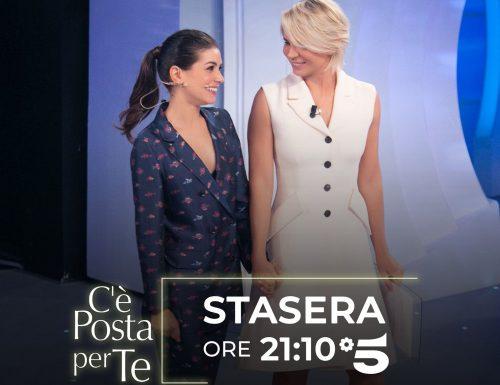 Live sabato 25 gennaio 2020: C'è posta per te, terza puntata, con Maria De Filippi, in prime time su Canale 5