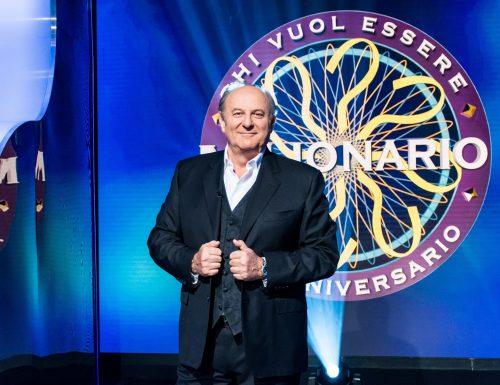 Live 22 gennaio 2020: Chi vuol essere milionario?, prima puntata, con Gerry Scotti in prima serata su Canale 5