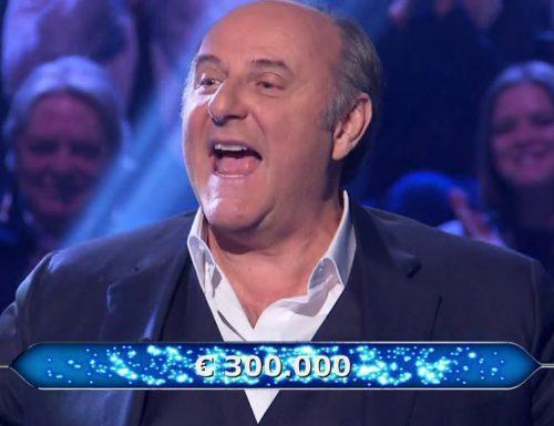 Live 29 gennaio 2020: Chi vuol essere milionario, seconda puntata, con Gerry Scotti in prima serata su Canale 5