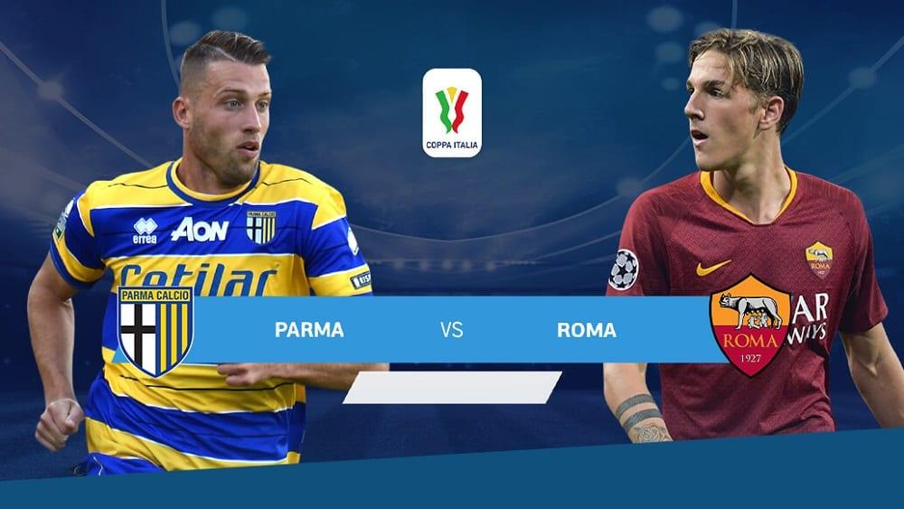 Tuttalativu · GuidaTV 16 Gennaio 2020: Parma vs Roma