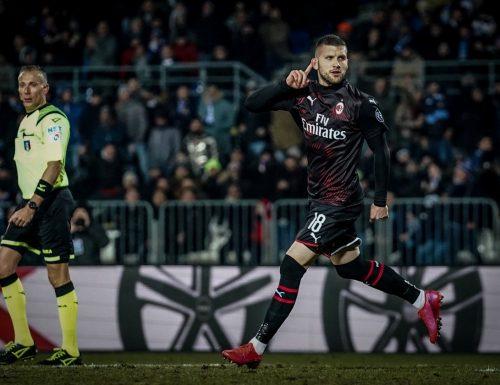 Tuttalativu · GuidaTV 28 Gennaio 2020: In Coppa Italia Milan vs Torino, tra New Amsterdam e La Pupa e il Secchione