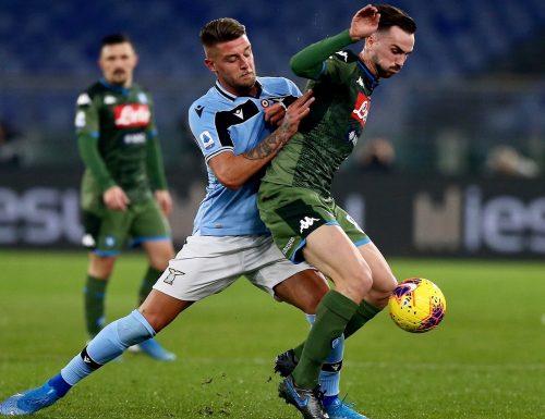 Tuttalativu · GuidaTV 21 Gennaio 2020: #NapoliLazio in Coppa Italia, tra New Amsterdam, La pupa e il secchione, Allacciate le cinture e Fuori dal coro