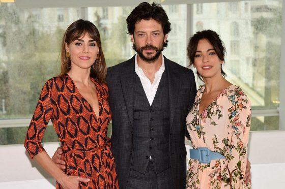 Fiction Club: Il molo rosso 2, seconda puntata. Con Alvaro Morte, Irene Arcos e Verónica Sánchez, in prima tv su Rai2