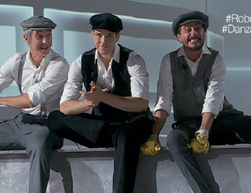 AscoltiTV 1 gennaio 2020 · Dati Auditel del mercoledì: Danza con me (21,77%), Qua la zampa (9,61%), Dirty Dancing (7,84%), I Legnanesi (5%), 911 (4,75%)