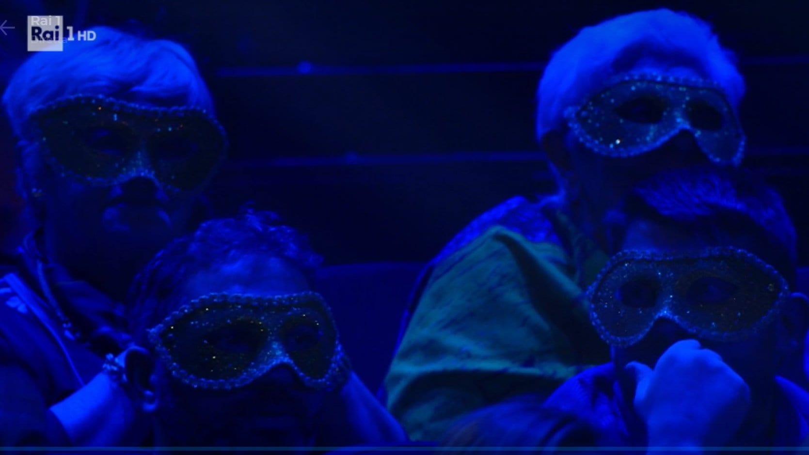 AscoltiTV 10 gennaio 2020 Dati Auditel: Il Cantante Mascherato vs GFVip