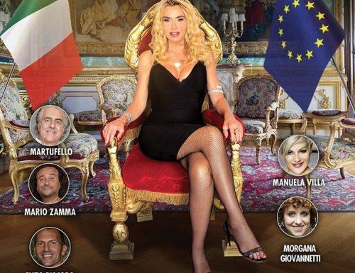 Valeria Marini dal #GfVip al teatro: il suo spettacolo sbarca in televisione, sulle reti Mediaset