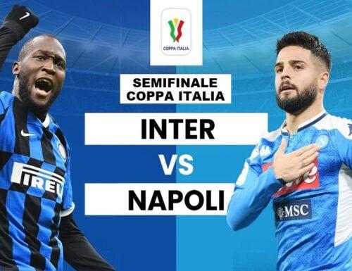 Tuttalativu · GuidaTV 12 Febbraio 2020: In Coppa Italia Inter vs Napoli, tra Chi vuol essere milionario, Chi l'ha visto, #CR4, L'assedio e Italia's Got Talent