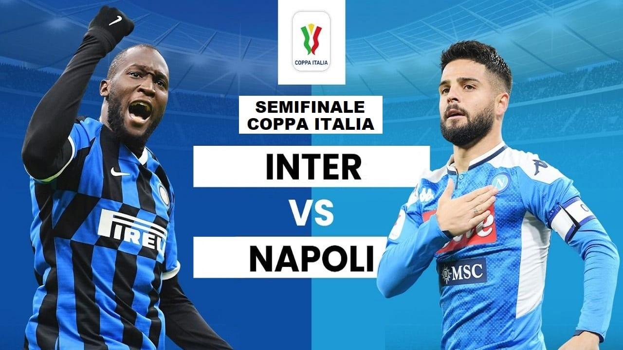 Tuttalativu · GuidaTV 12 Febbraio 2020: In Coppa Italia il match Inter vs Napoli, tra Chi vuol essere milionario, Chi l'ha visto? e Italia's Got Talent