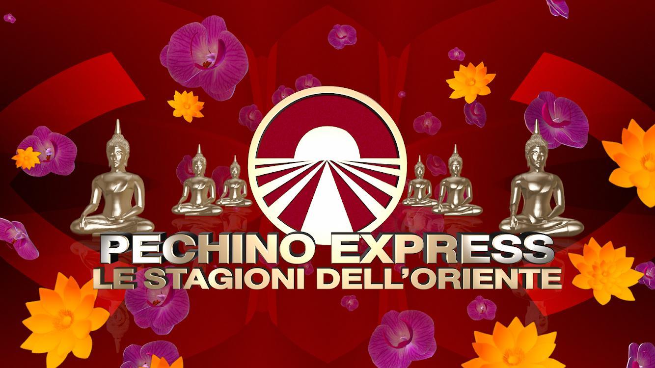 Live martedì 11 febbraio 2020: Pechino Express Prima puntata su Rai2