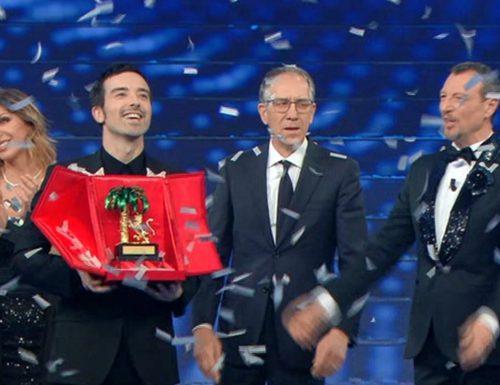 """Diodato vincitore del 70° Festival di Sanremo con """"Fai rumore"""". Gli altri premi assegnati a #Sanremo2020"""