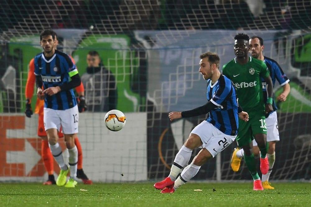 Tuttalativu · GuidaTV 27 Febbraio 2020: Don Matteo 12, tra Inter vs Ludogorets in Europa League, 12 Anni schiavo, lo speciale Mia Martini e Dirty Dancing