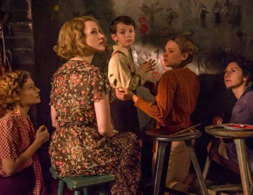 CinemaTivu: La signora dello Zoo di Varsavia (Usa/Uk 2017), con Jessica Chastain, Daniel Brühl e Johan Heldenbergh, in prima serata su Canale5