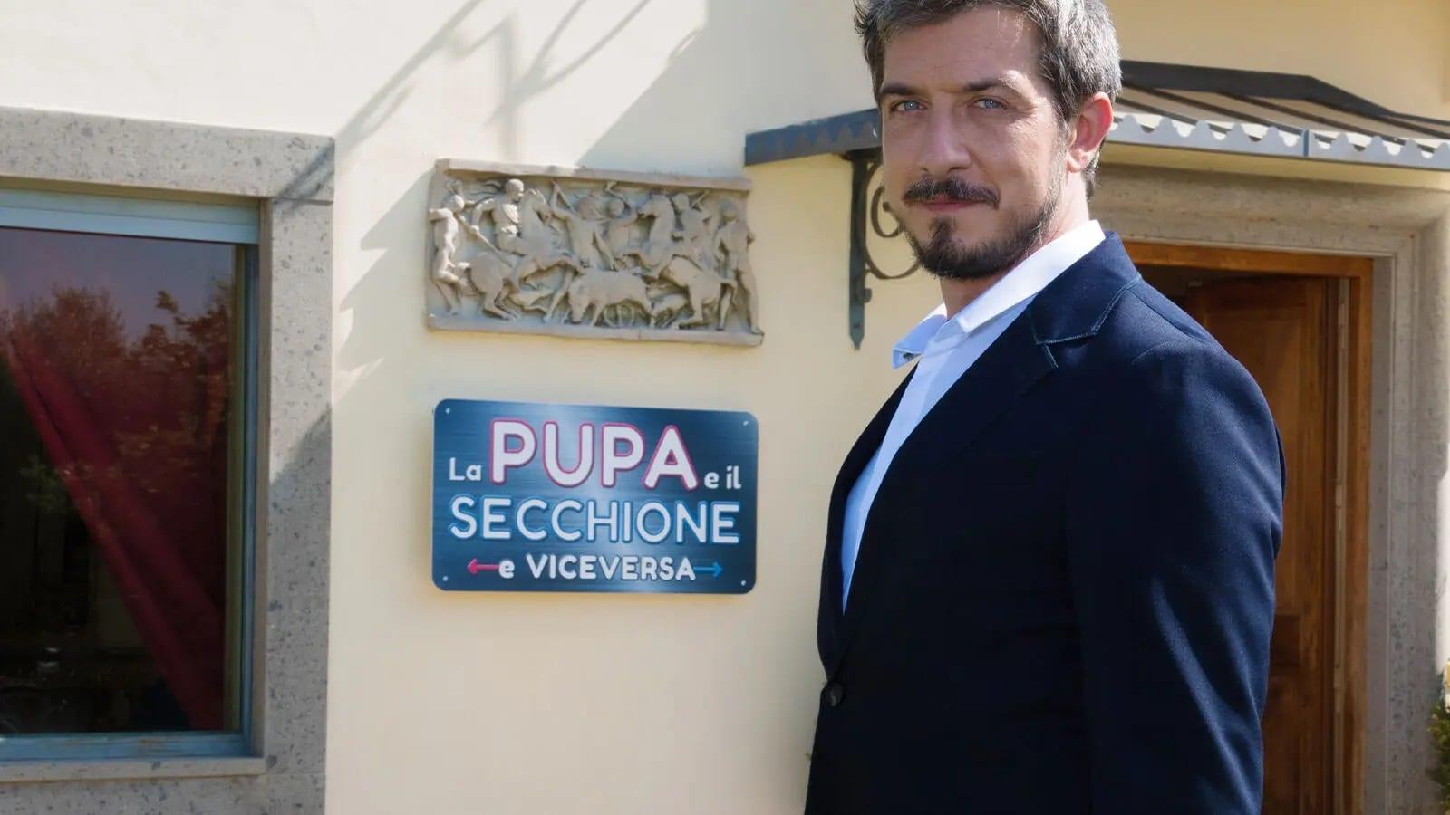 La Pupa e il Secchione e viceversa quinta puntata, su Italia 1