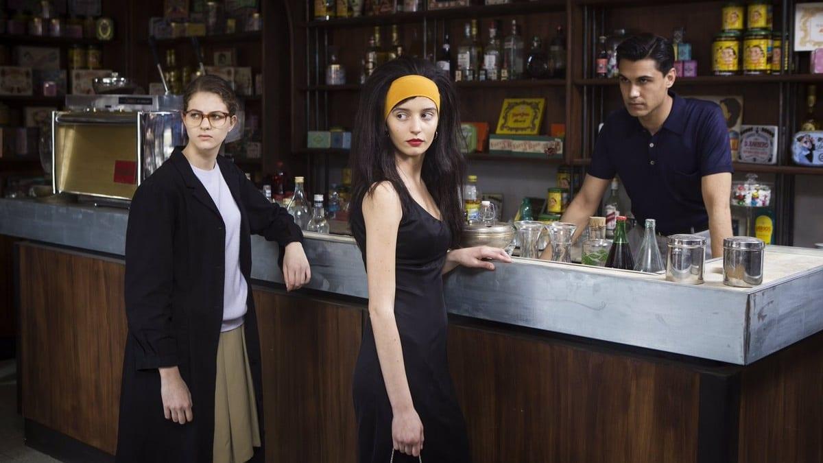 Fiction Club: L'amica geniale 2 seconda puntata. Con Margherita Mazzucco e Gaia Girace, in prima assoluta su Rai 1. Diretta da Saverio Costanzo