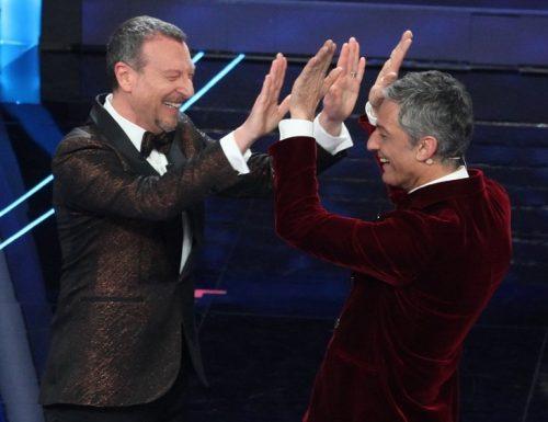 Live giovedì 6 febbraio 2020: Festival di Sanremo 2020, la terza serata con le cover, con Amadeus, dall'access (Rai 1)