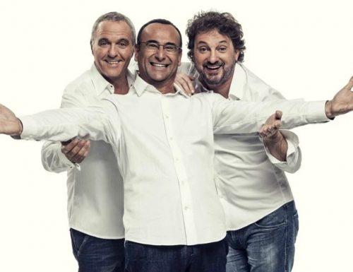 Live 14 febbraio 2020: Panariello, Conti, Pieraccioni – Lo show. Dal successo teatrale all'approdo in tv, su Rai 1