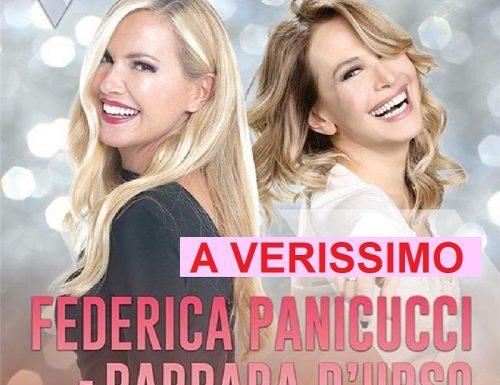 Live 29 febbraio 2020: Sabato Ammiraglia con Amici e Verissimo (in onda su Canale5) vs Italia Si! (Rai1)