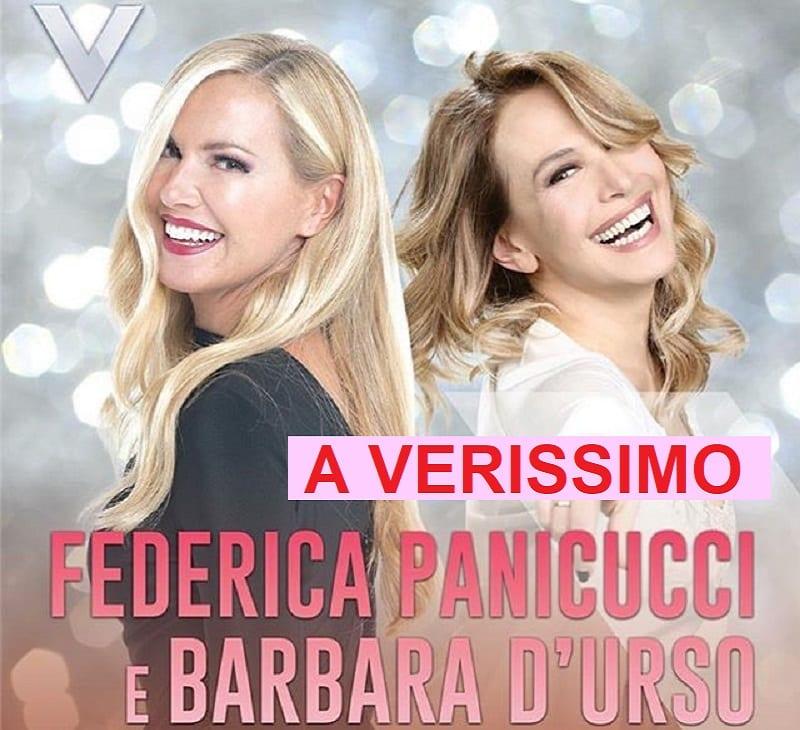 Live 29 febbraio 2020: Sabato Ammiraglia con #Verissimo (Canale 5)