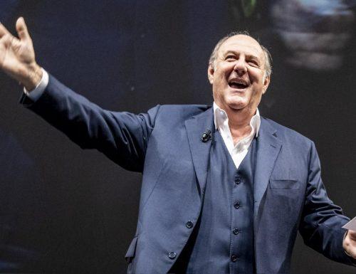 """Gerry Scotti al Corriere della Sera: """"Sono stati mesi difficili, adesso ripartiamo insieme. Caduta Libera torna a settembre"""""""