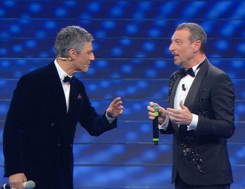 """Amadeus: """"Speriamo che #Sanremo2021 sia il primo post-Covid. Non esistono piani B, piuttosto non lo facciamo"""""""