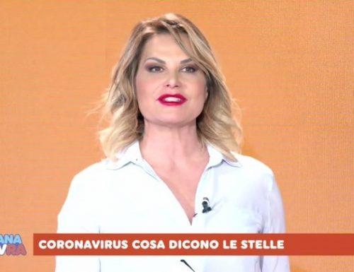 Flash news Rai: Bruno Vespa negativo al tampone sul coronavirus, mentre monta la polemica sull'oroscopo del virus da Simona Ventura