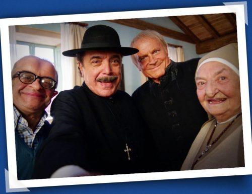 Fiction Club: Don Matteo 12, ottava puntata. Con Terence Hill e Nino Frassica, in 1ª assoluta su Rai1