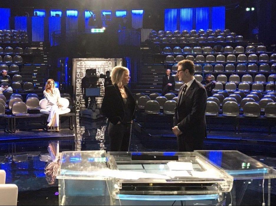 L'Italia nel caos per il coronavirus: Dopo la Coppa Italia, anche a Roma gli studi televisivi potrebbero restare vuoti. Così Amici potrebbe anticipare a domani sera