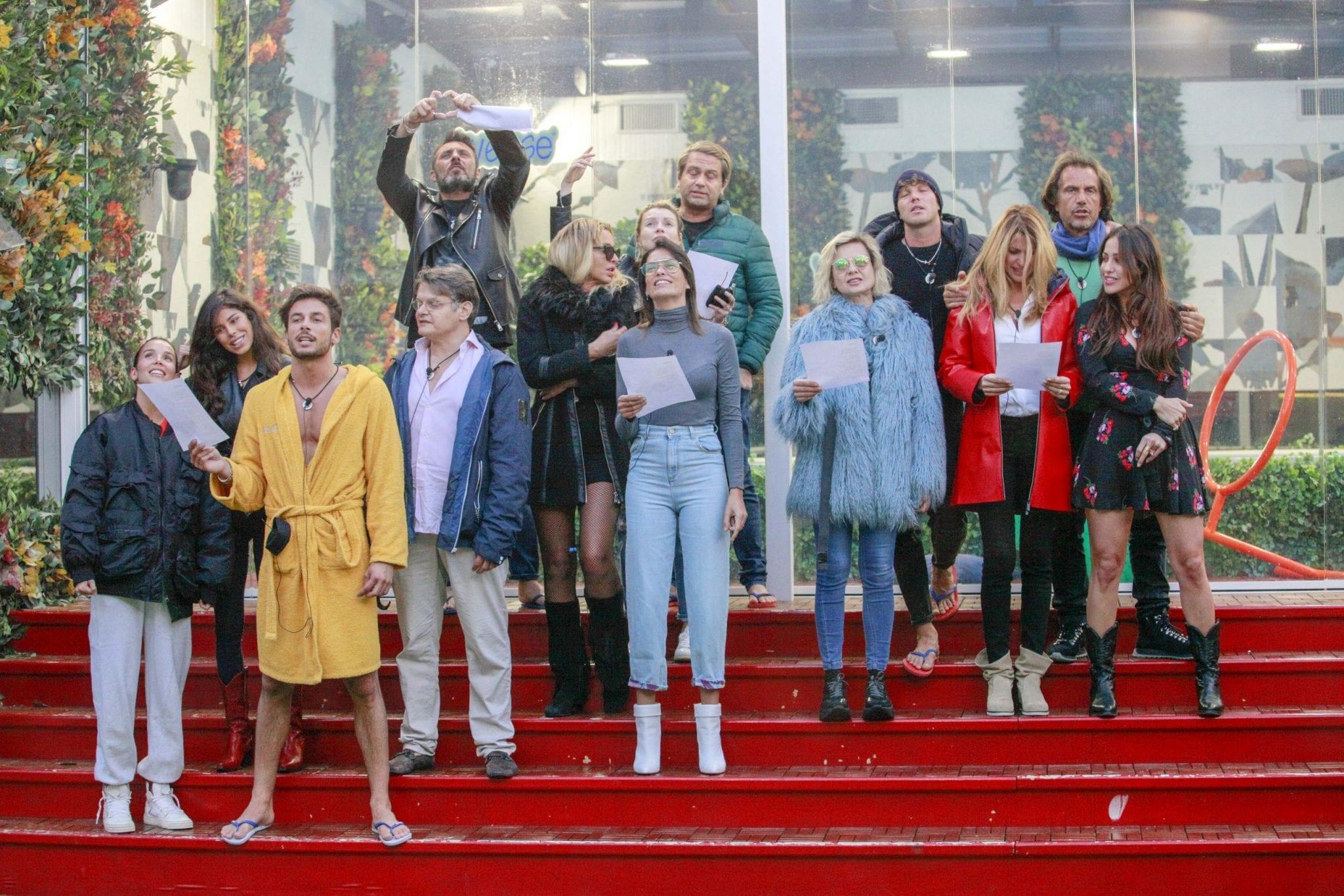 Live mercoledì 18 marzo 2020: GFVip 4 diciassettesima puntata, Canale5