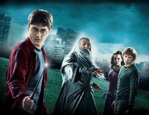 CinemaTivu: Harry Potter e il Principe Mezzosangue (Usa/Uk 2009), con Daniel Radcliffe, Rupert Grint ed Emma Watson, in prime time su Canale5