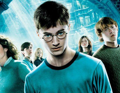 CinemaTivu: Harry Potter e l'Ordine della Fenice (Usa/Uk 2007), con Daniel Radcliffe, Rupert Grint ed Emma Watson, in prime time su Italia1