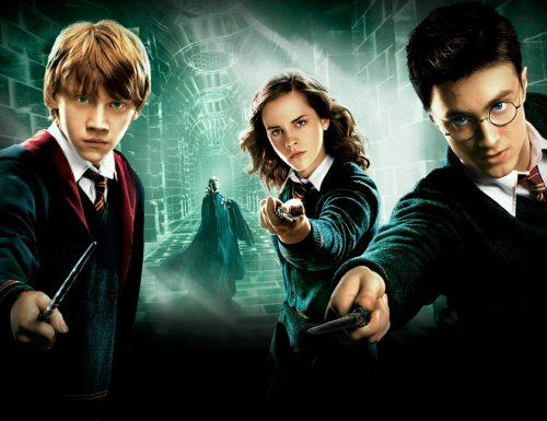 CinemaTivu: Harry Potter e l'Ordine della Fenice (Usa/Uk 2007), con Daniel Radcliffe, Rupert Grint ed Emma Watson, in prime time su Canale5