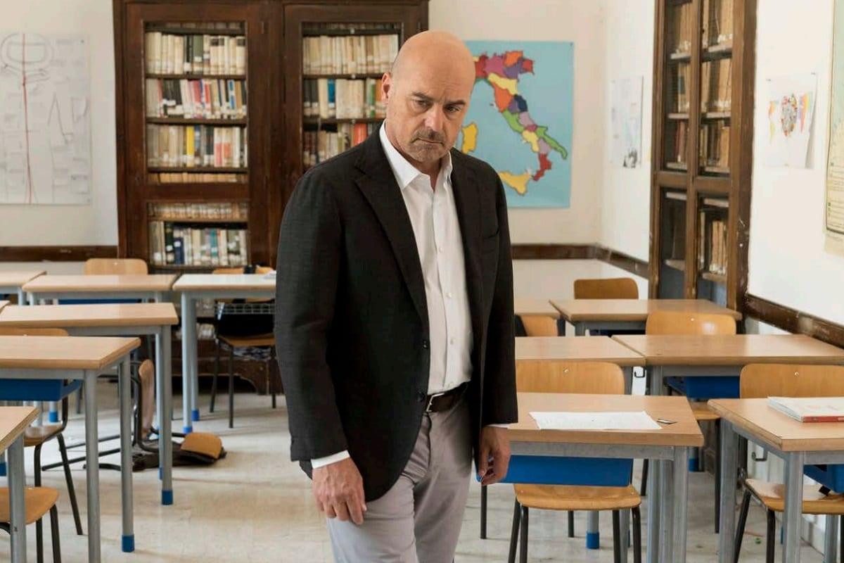 Titoli di coda: Il commissario Montalbano, ultimo appuntamento. La rete di protezione, con Luca Zingaretti, in 1ªtv assoluta su Rai 1