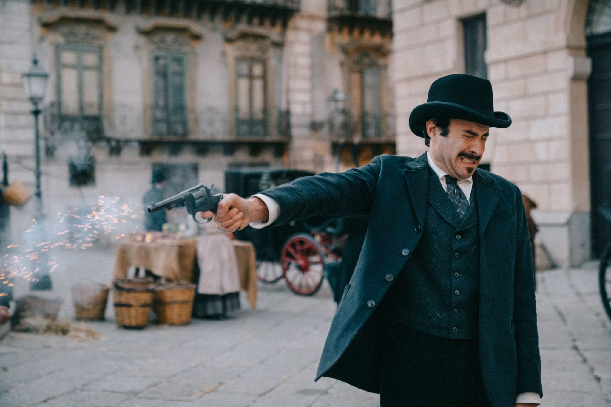 Speciale Fictionerò: La concessione del telefono - C'era una volta Vigata. Con protagonista Alessio Vassallo, in 1ªtv assoluta su Rai1