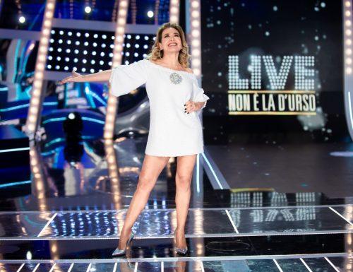 Live domenica 22 marzo 2020: Live Non è la D'Urso, ventiquattresima puntata in prime time, su Canale5