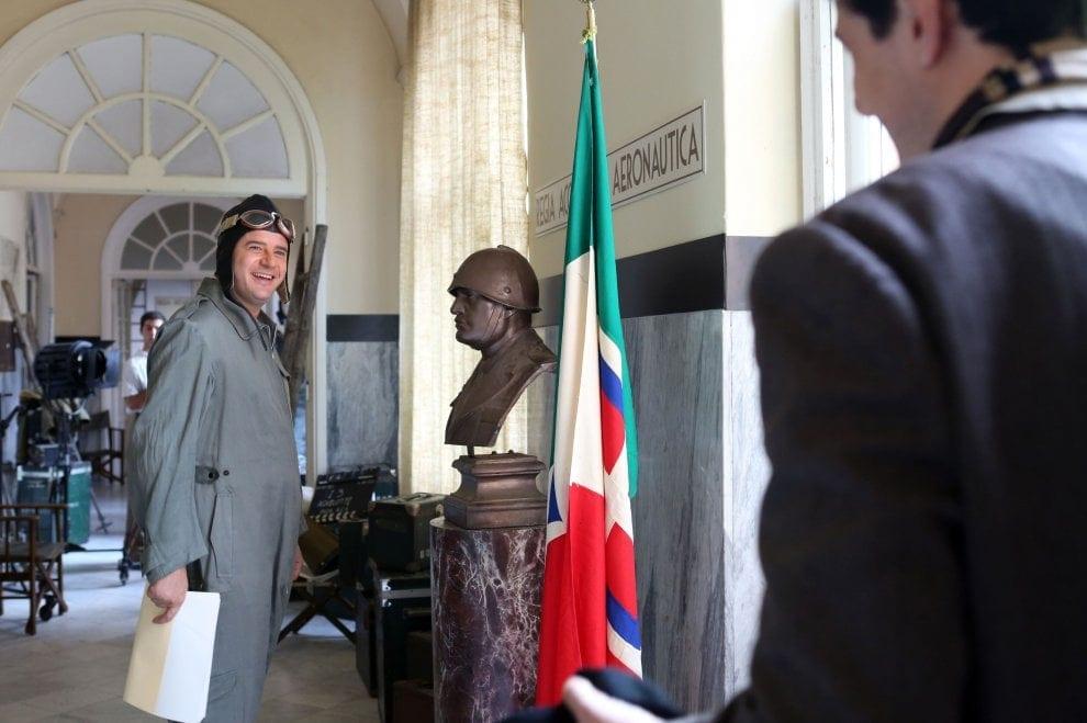 Speciale Fictionerò: Permette? Alberto Sordi. Diretto da Luca Manfredi, con Edoardo Pesce, in 1ªtv assoluta su Rai1