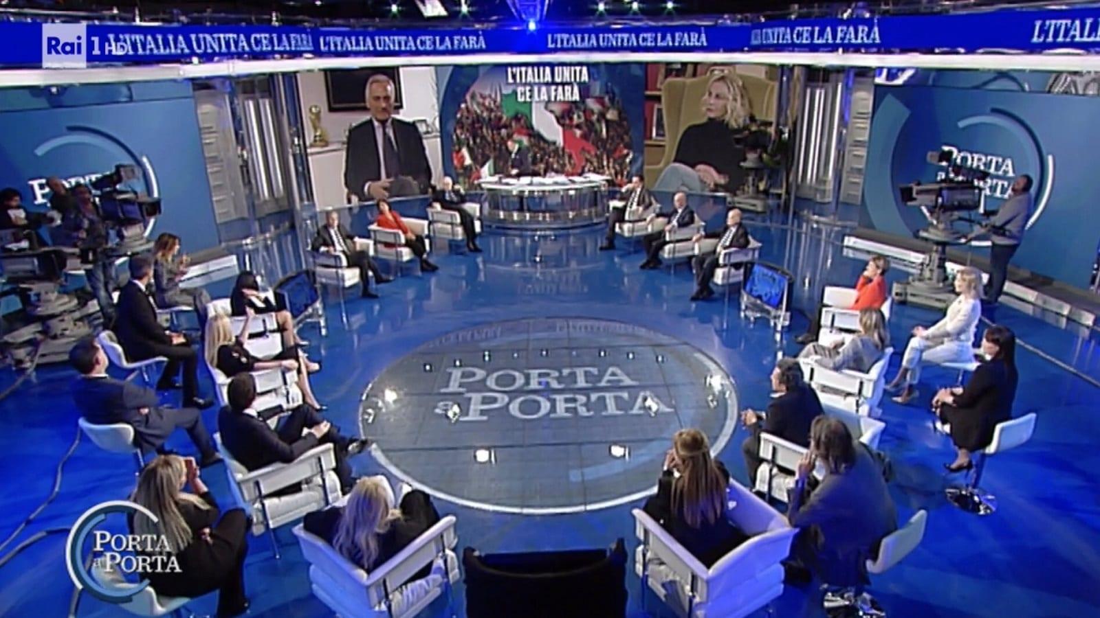 """AscoltiTV 6 marzo 2020 · Dati Auditel di venerdì: Tra Amici effetto prove generali e Porta a Porta effetto """"geni incompresi"""", la finale di IGT su TV8"""
