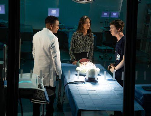 Live 6 marzo 2020: The Good Doctor 3, terzo appuntamento, con Freddie Highmore, in 1ª visione assoluta su Rai2