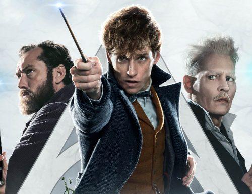 CinemaTivu: Animali Fantastici: I crimini di Grindelwald (Uk/Usa 2018), prequel di Harry Potter, ispirato all'omonimo romanzo di J. K. Rowling, in prima visione tv free su Canale5