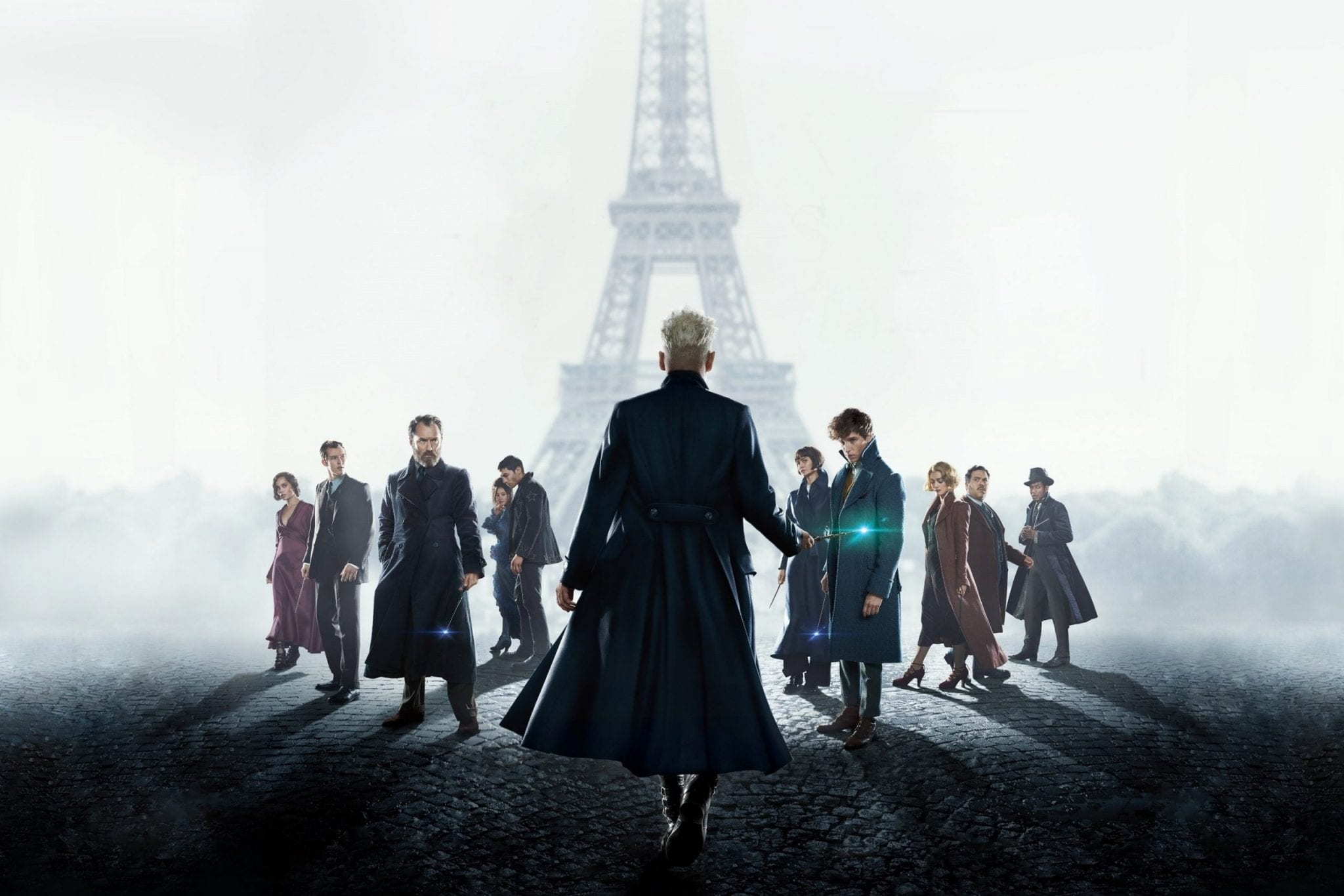 CinemaTivu, Animali Fantastici: I crimini di Grindelwald (Uk/Usa 2018)