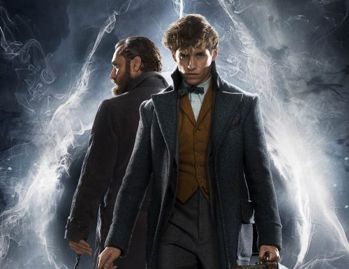 CinemaTivu: Animali fantastici e dove trovarli (Uk/Usa 2016), il prequel di Harry Potter, ispirato all'omonimo romanzo di J. K. Rowling, su Canale5