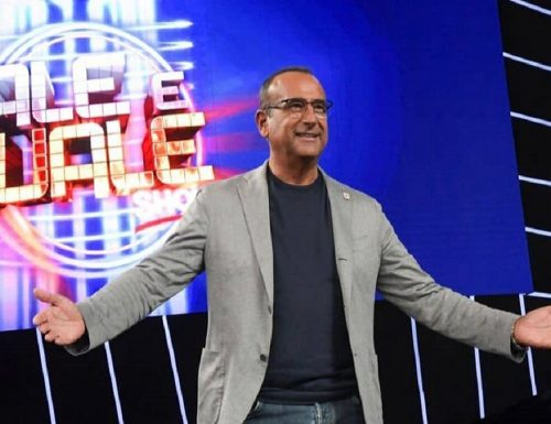 """Carlo Conti: """"Non mi aspettavo il successo di Top Dieci, a settembre torna Tale e quale show. In Rai sto bene"""""""