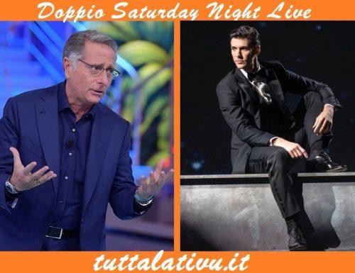 Doppio live sabato 18 aprile 2020: Danza con me (Rai1) vs Ciao Darwin (Canale5). Roberto Bolle sfida Bonolis