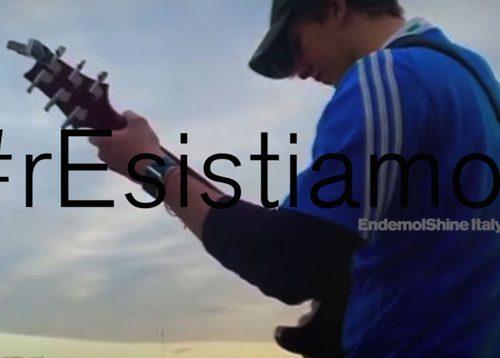 #rEsistiamo, il nuovo docu-film di EndemolShine che racconterà il nostro Paese per #Italia1
