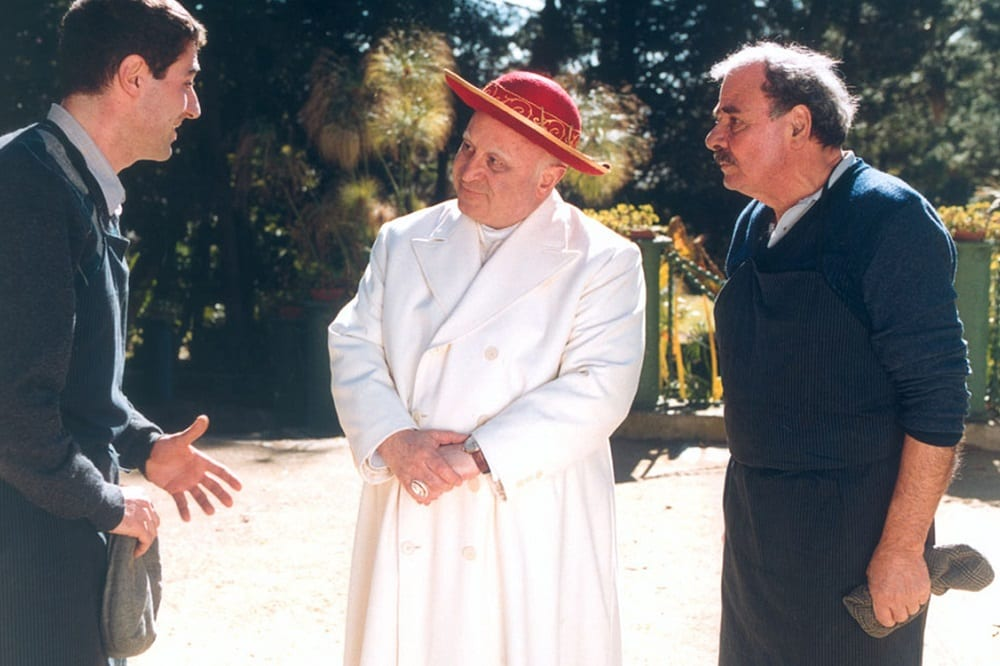 Doppio CinemaTivu: Jesus vs Il Papa Buono