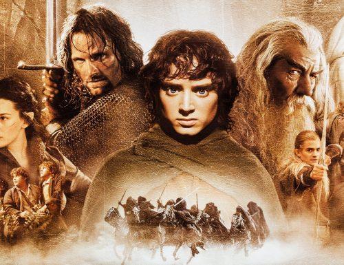 CinemaTivu · Il Signore degli Anelli: La Compagnia dell'Anello (Nz/Usa 2001), ispirato all'omonimo romanzo di J. R. R. Tolkien, in prima serata su Canale 5