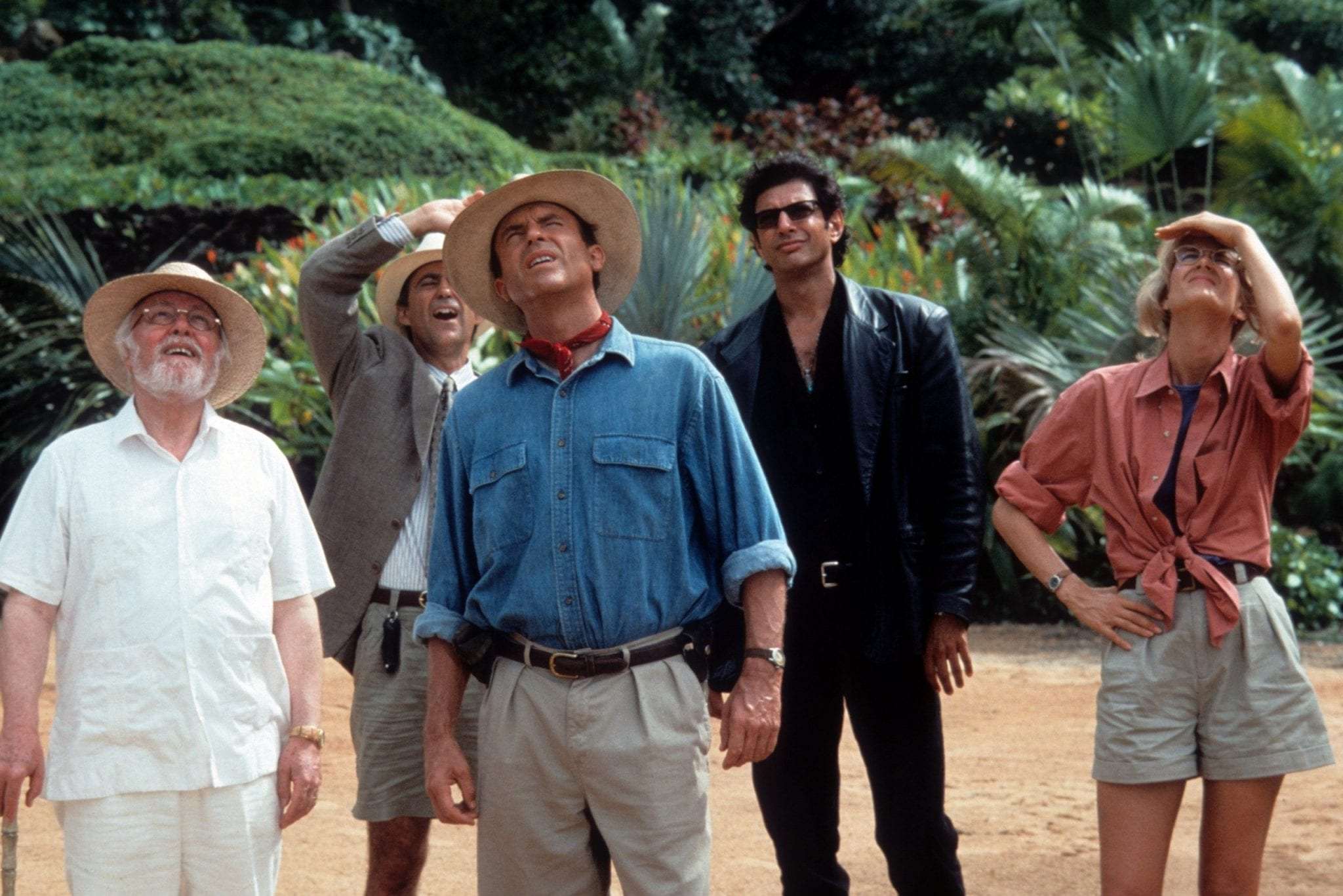 CinemaTivu, Jurassic Park (Usa 1993)