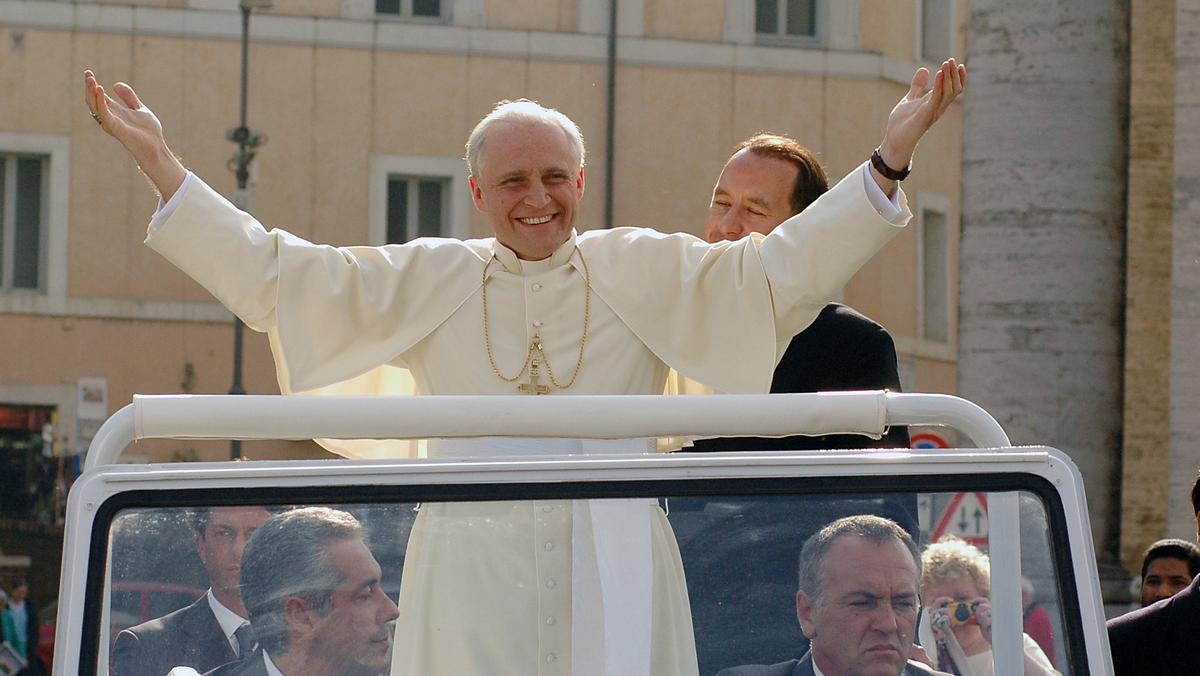 CinemaTivu, Karol, un Papa rimasto uomo (Ita/Can/Pol 2006)